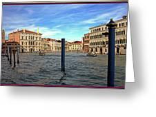 The Serene City Greeting Card