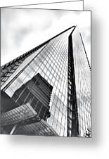 The Shard Building Greeting Card