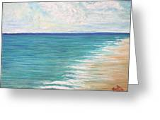 The Shore Greeting Card