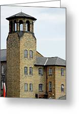 The Silk Mill - Derby Greeting Card