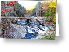 The Sinks Greeting Card