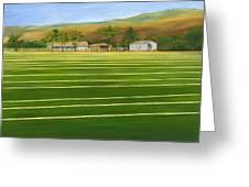 The Sod Farm Greeting Card