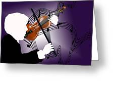 The Soloist Greeting Card