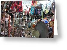 The Souk 3 Greeting Card