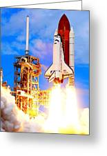 The Space Shuttle Discovery Sts 120 Acrylic Print By The