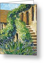 The Stairs Greeting Card