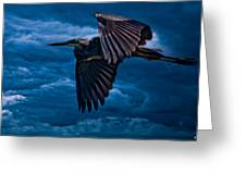 The Stormbringer Greeting Card