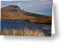 The Storr Greeting Card