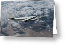The Stratojet  Greeting Card