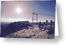 The Summit Greeting Card