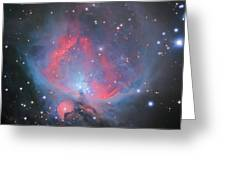 The Sword Of Orion Greeting Card