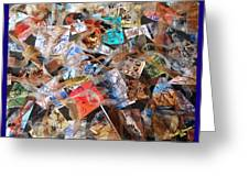 The Synergies Of Recycling Wastes And Intellects #3005 Greeting Card