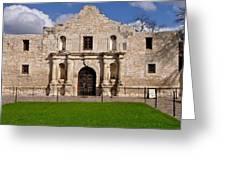 The Texas Alamo Greeting Card