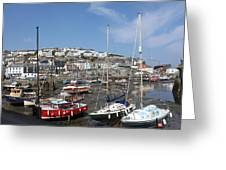 The Tide Is Out Greeting Card