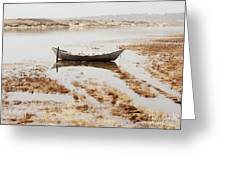 The Tide Is Rising Greeting Card