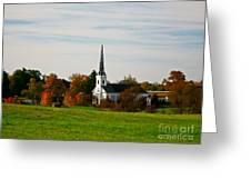 The Town Church Greeting Card