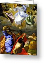 The Transfiguration Of Our Lord Greeting Card