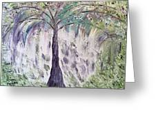The Tree Of Life II  Greeting Card