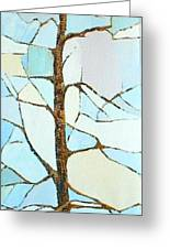 The Tree Sky Song Greeting Card