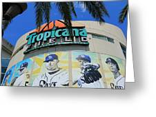 The Trop Greeting Card