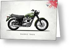 The Trophy Tr6r Greeting Card
