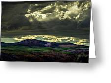 The Twisted Sky Greeting Card