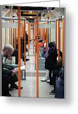 The Underground Greeting Card