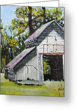 The Verona Barn Greeting Card