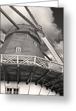 The Viby Windmill Greeting Card