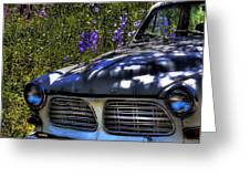 The Volvo Greeting Card
