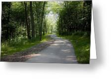 The Walk Greeting Card
