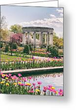 The Walled Garden Greeting Card