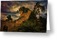 The Watchtowers Greeting Card