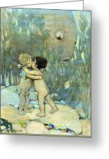 The Water-babies Greeting Card