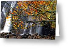 The Waterfall Greeting Card