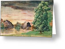The Watermill Greeting Card