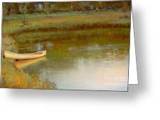 The Water's Edge Greeting Card
