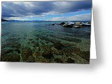 The Waters Edge Greeting Card