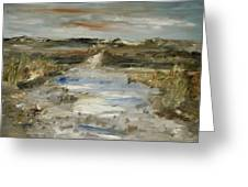 The Waterway Greeting Card