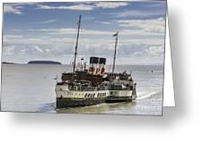 The Waverley 2 Greeting Card