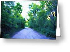 The Way Home Greeting Card