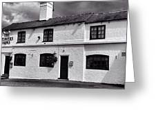 The Weavers Arms, Fillongley Greeting Card by John Edwards