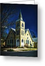The Wenonah United Methodist Church Greeting Card