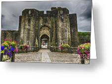 The West Gatehouse 1 Greeting Card
