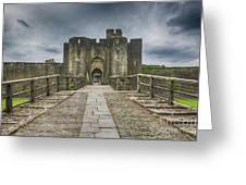 The West Gatehouse 2 Greeting Card