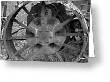 The Wheel Greeting Card