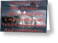The Wicked Greeting Card