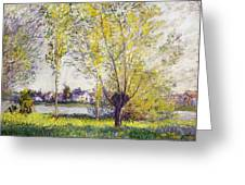 The Willows Greeting Card