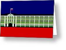 The Winter Palace Inspiration St Petersburg Russia Greeting Card