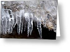 The World Of Ice Greeting Card